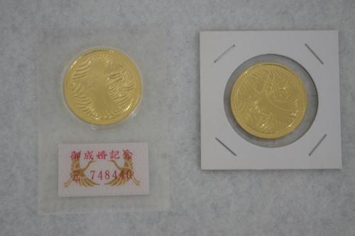 質預り・買取り品-硬貨,金 記念硬貨
