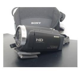 質預り・買取り品-電化製品 ソニー ビデオカメラ