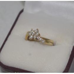 質預り・買取り品-ダイヤモンド,金 指輪