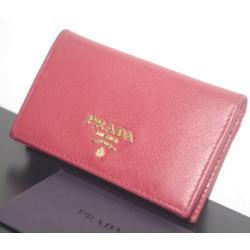 質預り・買取り品-ブランド品 カードケース プラダ