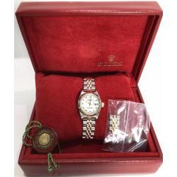 ROLEX ロレックス デイトジャスト 69173 レディース腕時計