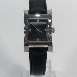 HAMILTON ハミルトン レディース クオーツ腕時計 文字盤ブラック
