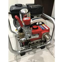 共立 エンジンセット動噴 HPE1730E<三菱ガソリンエンジンGB100PN-100搭載>