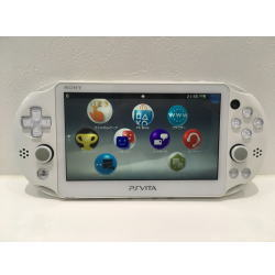 SONY ソニー PlayStation Vita Wi-Fiモデル グレイシャー・ホワイト (PCH-2000)