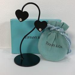 ティファニー TIFFANY&Co. バイザヤード ダイヤモンドピアス エルサ・ペレッティ K18