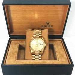 ロレックス ROLEX デイデイト 18238A 10Pダイヤ