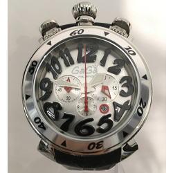 GaGa MILANO ガガミラノ CHRONO 48MM 6050.7 メンズ腕時計
