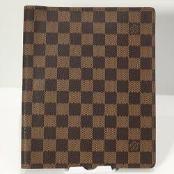 ルイヴィトン 手帳カバー ノートカバー ダミエ R20702