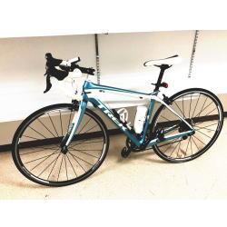 ロードバイク トレック・ドマーネ  4.3 シマノ105 ワフーサイクルコンピューター付 ライト付 自転車
