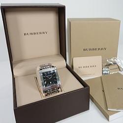 BURBERRY バーバリー 腕時計 Heritage / ヘリテージ スクエア BU1555