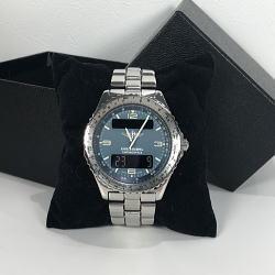 BREITLING ブライトリング クロノスペース A56012.1 メンズ クォーツ腕時計