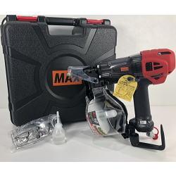 新品未使用品 マックス MAX 釘打ち機高圧コイルネイラ HN-50N2(D)-G