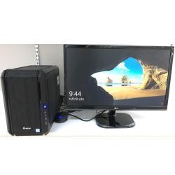 ゲーミング高性能PCセット G-GEAR mini GI7J-E91/T ディスプレイ 23MP48HQ-P