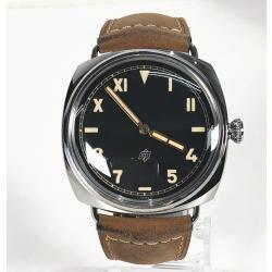 パネライ ラジオミール カルフォルニア 3デイズ 手巻きメンズ腕時計 PAM00424