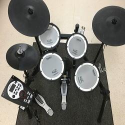 Roland/ローランド 電子ドラム TD-11 / MDS-4V / V-Drums Mat TDM-10