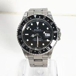 ROLEX ロレックス GMTマスター 16700 X番