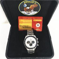 オメガ スピードマスター プロフェッショナル アポロ11号 35周年記念 クロノグラフ 3569.31 OMEGA