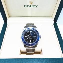 ROLEX ロレックス GMTマスター2 Ref:116710BLNR ランダム