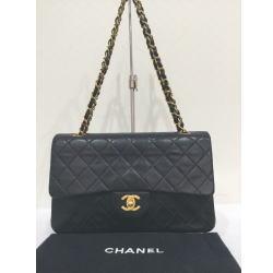 CHANEL / シャネル マトラッセ25 Wチェーン ショルダーバッグ