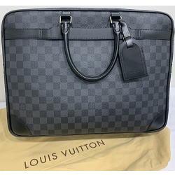 LOUIS VUITTON ルイ・ヴィトン ポルトドキュマンヴォワヤージュGM N41123 メンズ ビジネスバッグ ブリーフケース