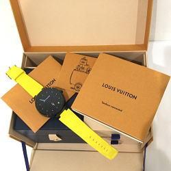 LOUIS VUITTON / ルイヴィトン タンブール ホライゾン スマートウォッチ QA002Z