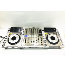 DJミキサー DJM-900 Nexus Limited/国内限定300台 CDJ-2000NXS Limited Edition×2個 パイオニア