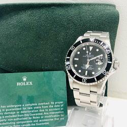 ロレックス ROLEX サブマリーナデイト Ref.16610T