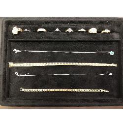 ダイヤモンドリング エメラルドネックレス 喜平ネックレス 18金貴金属