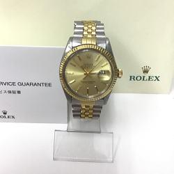 ロレックス ROLEX  デイトジャスト Ref:16013 Y番