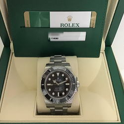ROLEX ロレックス サブマリーナ ノンデイト Ref:114060