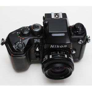 質預り・買取り品-カメラ Nikon 一眼レフ